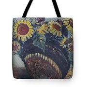 Southwest Sunflowers Tote Bag