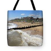 Southwold Beach Tote Bag