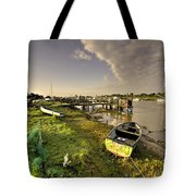 Southwold Harbour  Tote Bag