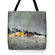 Souvenir De Vacances #27 - Memory Of A Vacation #27 Tote Bag