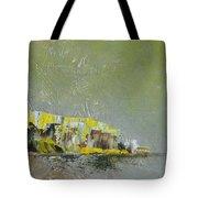 Souvenir De Vacances #28 - Memory Of A Vacation #28 Tote Bag