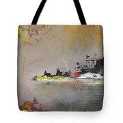 Souvenir De Vacances #33 - Memory Of A Vacation #33 Tote Bag