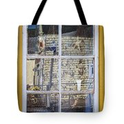 Souvenir Store Window Tote Bag by Elena Elisseeva