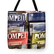 Souvenirs Of Pompei Tote Bag