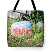 Sow Peace Reap Love Tote Bag