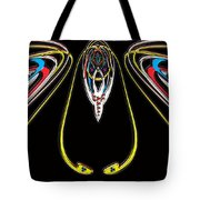Space Fly Tote Bag
