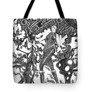 Space Observatory Tote Bag