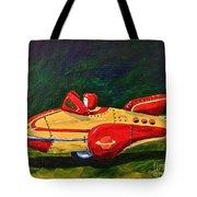 Space Patrol Two Tote Bag