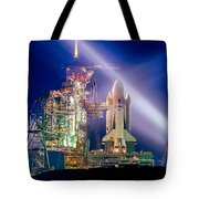 Space Shuttle Columbia Tote Bag