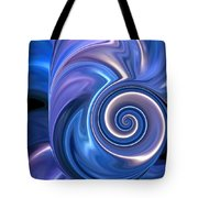 Space Time Tote Bag