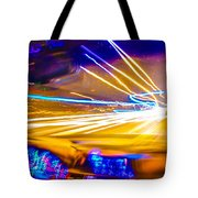 Space Travel Tote Bag