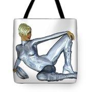 Spacegirl 10... Tote Bag