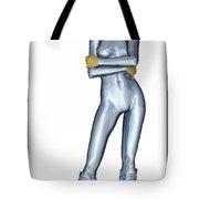 Spacegirl 11... Tote Bag