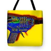 Spacegun 20130115v2 Tote Bag