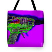 Spacegun 20130115v4 Tote Bag