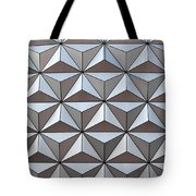 Spaceship Close Up Tote Bag