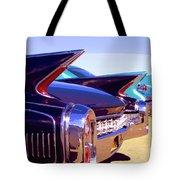 Spaceships Palm Springs Tote Bag