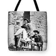 Spain Cowboys, C1875 Tote Bag