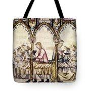 Spain: Medieval Hospital Tote Bag