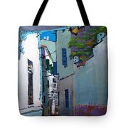Spain Series 09 Cadaques Tote Bag