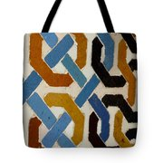 Spain Wall Tote Bag