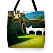 Spanish Castle Tote Bag
