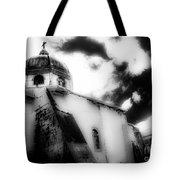 Spanish Cathedral Philippines Tote Bag