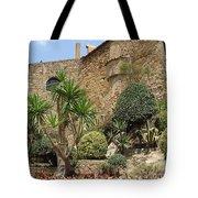 Spanish Church Garden Tote Bag