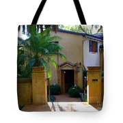 Spanish Entrance Tote Bag