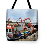 Spanish Eyes And New Seeker Tote Bag