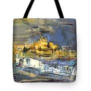 Spanish Harbour 03 Tote Bag