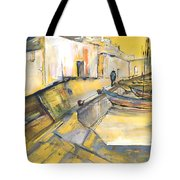 Spanish Harbour 05 Tote Bag