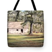 Spanish House Mission San Luis Tallahassee Tote Bag
