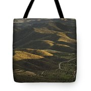 Spanish Landscape In Andalusia Tote Bag