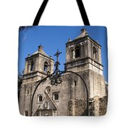 Spanish Mission Trail Tote Bag