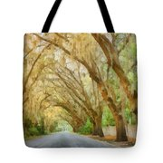 Spanish Moss - Symbol Of The South Tote Bag
