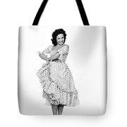 Spanish Star Carmen Sevilla. Tote Bag