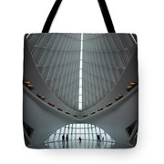 Spanning Interior Spine Tote Bag