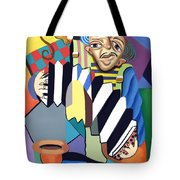 Spare Change Tote Bag