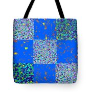 Sparkle Mandala Akaash Cosmos Pattern Bluecross Blue Cross Novino Signature   Art  Navinjoshi Artist Tote Bag