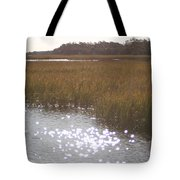 Sparkling  Marsh Tote Bag