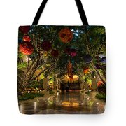Sparkling Merry Exuberant Decorations Tote Bag