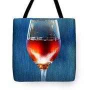 Sparkling Moscato Tote Bag by Bill Tiepelman