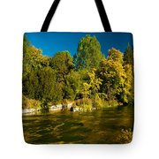 Sparkling Water Tote Bag