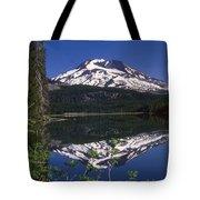 Sparks Lake Reflection Tote Bag