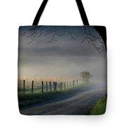 Sparks Lane Sunrise Tote Bag