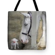 Sparky And Sterling Silvia Tote Bag