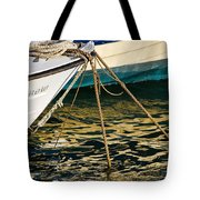 Sparrow At Lyme Regis Tote Bag