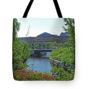 Spaulding Rehab From North Point Park Tote Bag