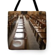 Speaking Volumes Tote Bag
